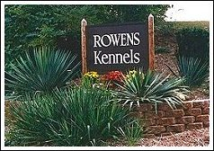 Welcome to Rowens Kennels